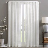 Nobrand No Brand Clarissa Diamond Sheer Curtain Panel