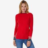 Nautica Ribbed Sweater