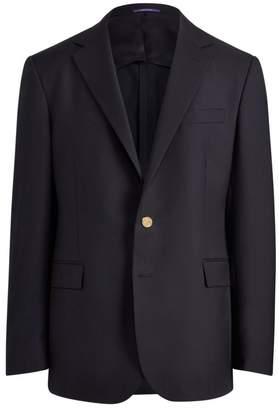 Ralph Lauren Purple Label RLX Tailored Wool Blazer