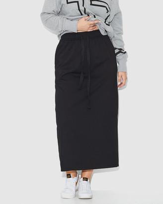 17 Sundays - Women's Maxi skirts - Jersey Maxi Skirt - Size One Size, 12 at The Iconic