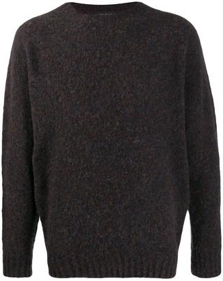 Howlin' Knitted Wool Jumper