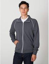 American Apparel Unisex California Fleece Full Zip Sports/Track Jacket (S)