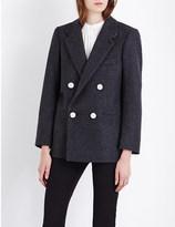 Joseph Blazz stretch-wool coat