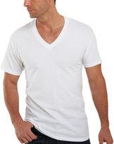 Hanes 4-pk. ComfortBlend Tagless V-Neck T-Shirt