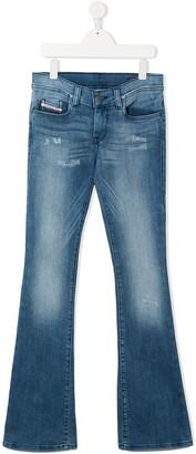 Diesel TEEN LowLeeh-J flared jeans