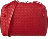 Bottega Veneta Intrecciato Nappa Leather Nodini Messenger