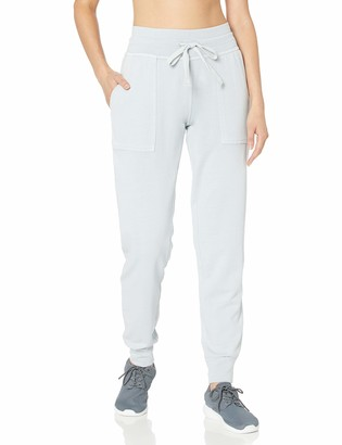 Betsey Johnson Women's Wide Waist Band Sweatpant