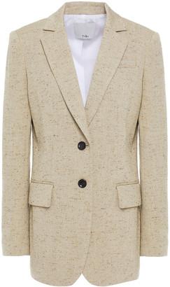 Tibi Donegal Tweed Blazer