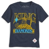 Boy's 7Th Inning Stretch King Of Diamonds T-Shirt