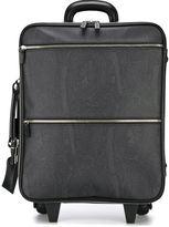 Etro paisley print wheeled suitcase