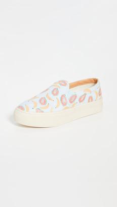 Soludos Papaya Banana Sneakers
