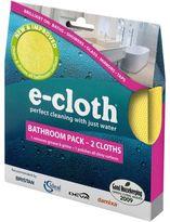 E-cloth E Cloth Bathroom Pack 30x15cm & 40x50cm