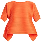 PLEATS PLEASE ISSEY MIYAKE Poyon Poyon pleated top