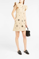Paul & Joe Patelin Embroidered Dress
