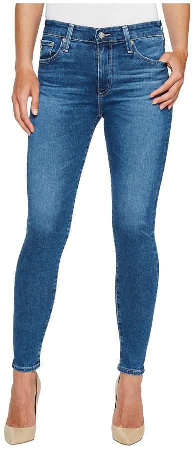 AG Adriano Goldschmied Farrah Skinny Ankle in 14 Years Ablaze Women's Jeans
