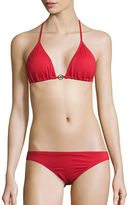 MICHAEL Michael Kors Villa Del Mar Triangle Bikini Top