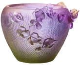 Daum Jardin Imaginaire Round Vase