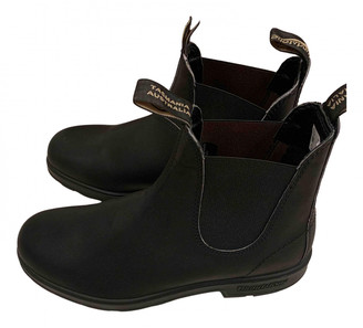 Blundstone Black Rubber Boots