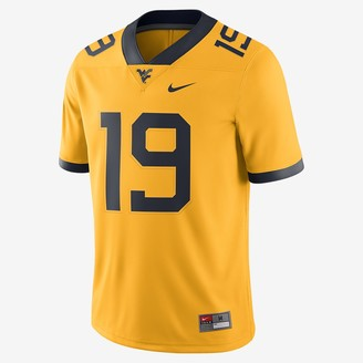 Nike Men's Football Jersey College Dri-FIT Game (West Virginia)