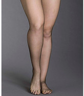Berkshire Queen Shimmers Ultra Sheer Sandalfoot Pantyhose with Control Top