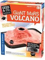 Boy's Thames & Kosmos 'Giant Mars Volcano' Project Kit