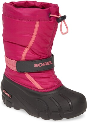 Sorel Flurry Weather Resistant Snow Boot