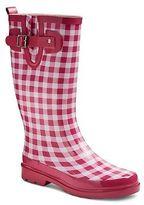 Western Chief Women's Sweet Plaid Rain Boots