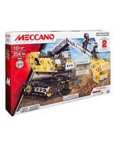 Meccano 2-in-1 Model Set Excavator