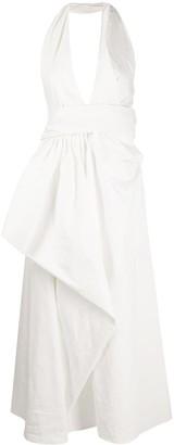 Christian Wijnants Dogo tie-waist dress