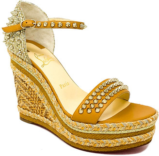 Christian Louboutin Wedges on Sale
