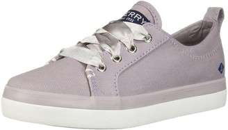 Sperry Girl's Crest Vibe Canvas Sneaker