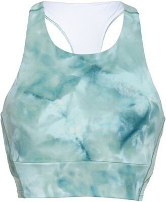 Zella Live In Spray Dye Racerback Bra