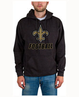 Junk Food Clothing Men's New Orleans Saints Wing-T Formation Hoodie