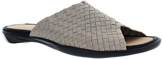 Bernie Mev. Slip-On Backless Flats - Bon Bon
