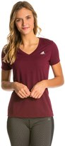 adidas Women's Ultimate Short Sleeve VNeck Tee - 8134807