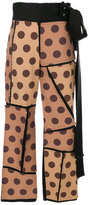 Loewe dot path trousers