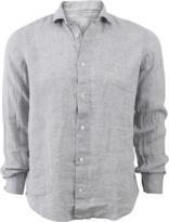 Eleventy Melange Dobby Shirt