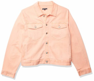 J.Crew Mercantile Women's Cropped Garment-Dyed Denim Jacket