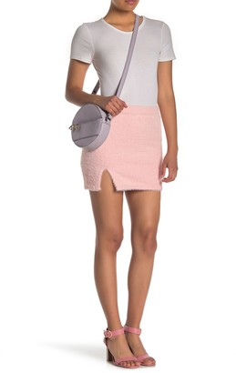 Dee Elly High-Waist Mini Skirt