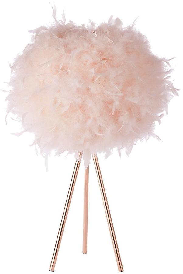 Very Ellie Table Lamp - Blush