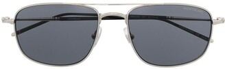 Montblanc Square-Frame Sunglasses