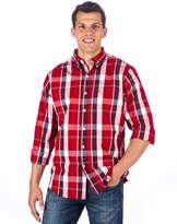 Noble Mount Mens 100% Cotton Casual Shirt - Xlarge