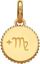 Links of London Virgo 18ct yellow-gold vermeil zodiac charm