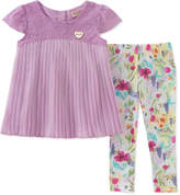 Juicy Couture Girls' 2Pc Tunic & Legging Set
