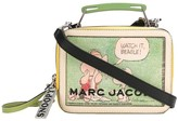 Marc Jacobs x Peanuts print box bag