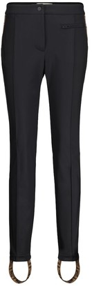 Fendi FF stirrup ski pants