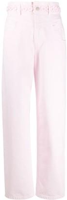 Forte Dei Marmi Couture High-Rise Boyfriend Jeans