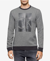 Calvin Klein Men's Colorblocked Logo-Graphic Sweatshirt