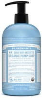 Dr. Bronner's Fair Trade & Organic Shikakai Hand & Body Pump Soap - (Unscented, 24 oz)