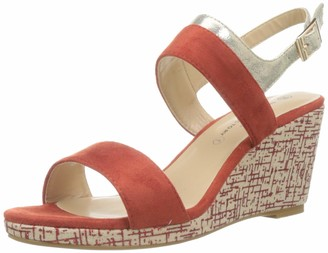 The Divine Factory Women's Gessica Sandals